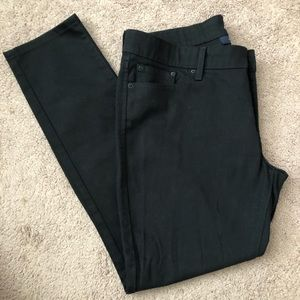 Black Levi Skinny Jeans